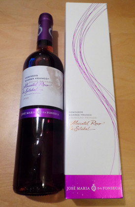"Alambra ""Moscatel Roxo de Setúbal Private Collection"", José Maria da Fonseca"