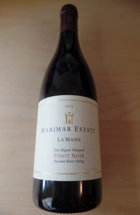 "Marimar Estate ""Pinot Noir - La Masía - Don Miguel Vineyard, Russian River Valley"