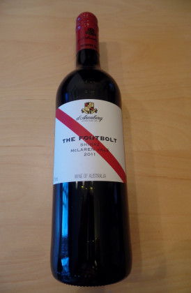 "d'Arenberg ""The Footbolt"" Shiraz"