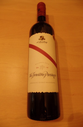 "d'Arenberg ""The Ironstone Pressings - GSM"", McLaren Vale"