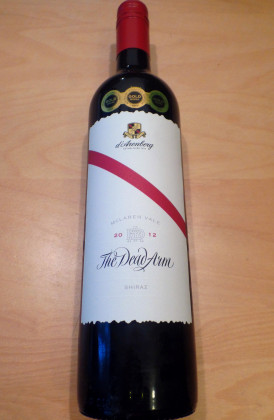 "d'Arenberg ""The Dead Arm"" Shiraz, McLaren Vale"