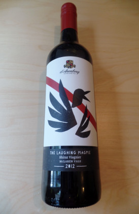 "d'Arenberg ""The Laughing Magpie"" ""Shiraz/Viognier , McLaren Vale"