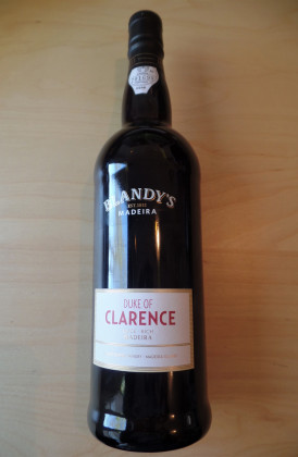 "Blandy's ""Duke of Clarence"" 5 Years Old Rich Madeira"