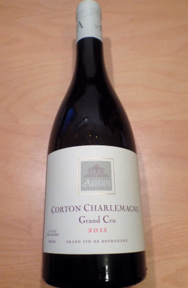 "Corton Charlemagne ""Grand Cru"", Domaine d'Ardhuy"