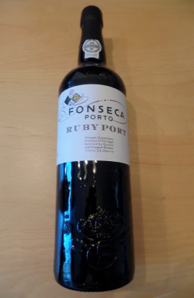 "Fonseca ""Ruby"" port"