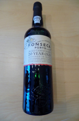 "Fonseca ""20 Years Old Tawny"" port"