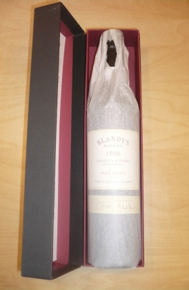 "Blandy's ""Malmsey"" Colheita Single Vintage 0.50Ltr."