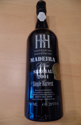 "Henriques & Henriques ""Single Harvest"" Sercial"