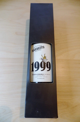 "Barbeito ""Tinta Negra Colheita"" Single Cask 252 D+E  0.50Ltr. medium sweet"