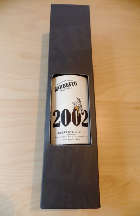 "Barbeito ""Malvasia"" Single Vintage Colheita / Single Cask 416 C+E"