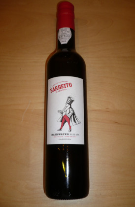"Barbeito ""Rainwater Reserva 5 Years Old medium-dry Madeira"" 0.50 Ltr."