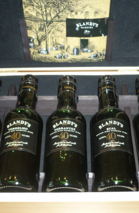 "Blandy's ""Jubileum Box- 200 Years of Blandy's"""