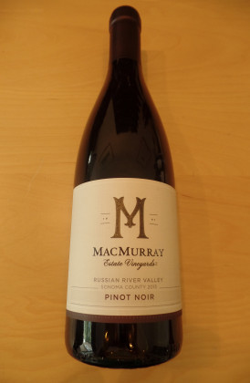 "MacMurray Estate Vineyards ""Pinot Noir"", Russian River Valley Sonoma County"