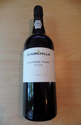 "Churchill's ""Vintage Port"""