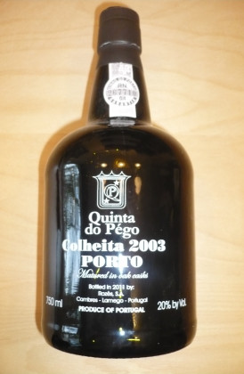 "Quinta do Pégo ""Colheita"" port  (gebotteld 2011)"