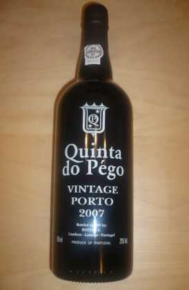 "Quinta do Pégo ""Vintage Port"""