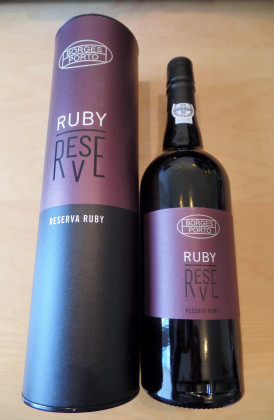 "Borges ""Reserve Ruby"", Port (Giftbox)"