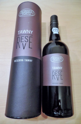 "Borges ""Tawny Reserve"" port"