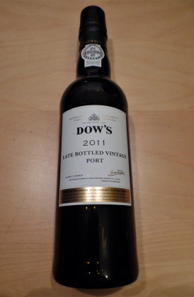 "Dow's ""Late Bottled Vintage"" port 0.375Ltr."