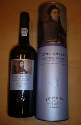 "Ferreira ""Dona Antonia 7 Years Old White"" port"