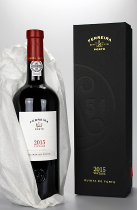 "Ferreira ""Quinta do Porto"" Single Quinta Vintage Port"