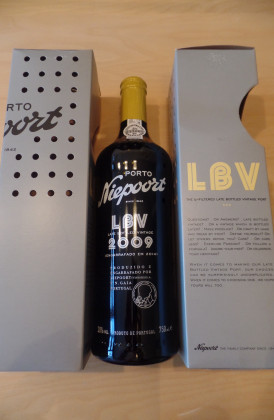 "Niepoort ""Late Bottled Vintage"" port"
