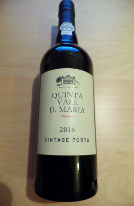 "Quinta do Vale D.Maria ""Vintage Port"""