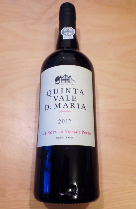 "Quinta Vale de Maria ""Late Bottled Vintage"" port"