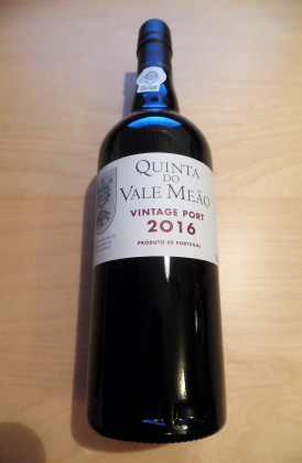 "Quinta do Vale Meão ""Vintage Port"""