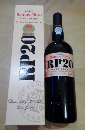 "Ramos Pinto ""Quinta do Bom Retiro"" 20 Years Old Tawny Port"