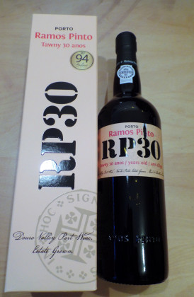 "Ramos Pinto ""30 Years Old"" Tawny port"
