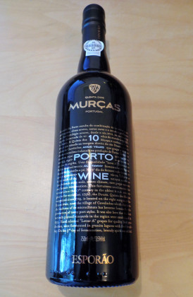 "Quinta dos Murcas ""10 Years Old Tawny"" Port"