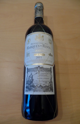 "Marques de Riscal ""Reserva"" Rioja"