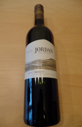 "Jordan ""Black Magic Merlot"", Stellenbosch"