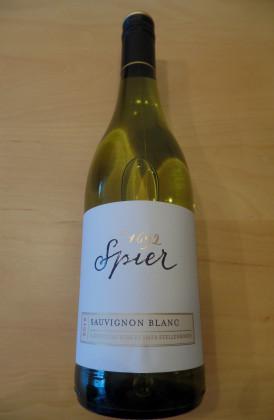 """Landgoed Spier """"Signature - Sauvignon Blanc"""", Stellenbosch, Zuid-Afrika"""