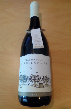 "Landgoed Waterkloof ""The Circle of Life red"", Stellenbosch / Zuid-Afrika"