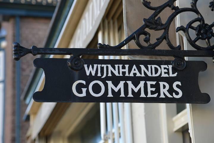 Wijnhandel Gommers